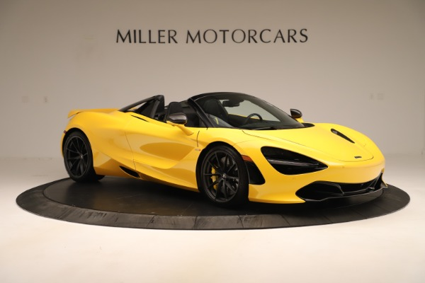 New 2020 McLaren 720S SPIDER Convertible for sale $385,690 at Pagani of Greenwich in Greenwich CT 06830 16