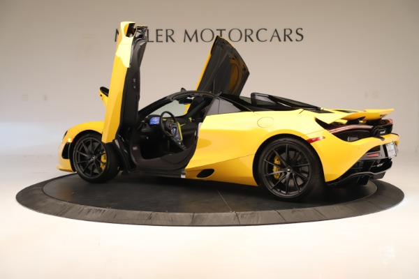 New 2020 McLaren 720S SPIDER Convertible for sale $385,690 at Pagani of Greenwich in Greenwich CT 06830 19