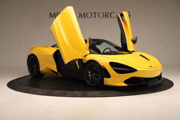 New 2020 McLaren 720S SPIDER Convertible for sale $385,690 at Pagani of Greenwich in Greenwich CT 06830 22