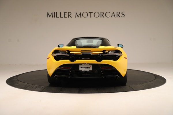 New 2020 McLaren 720S SPIDER Convertible for sale $385,690 at Pagani of Greenwich in Greenwich CT 06830 5