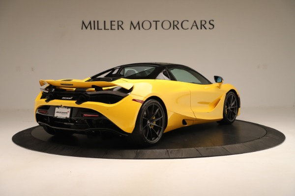 New 2020 McLaren 720S SPIDER Convertible for sale Sold at Pagani of Greenwich in Greenwich CT 06830 6