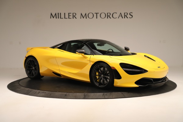 New 2020 McLaren 720S SPIDER Convertible for sale Sold at Pagani of Greenwich in Greenwich CT 06830 8