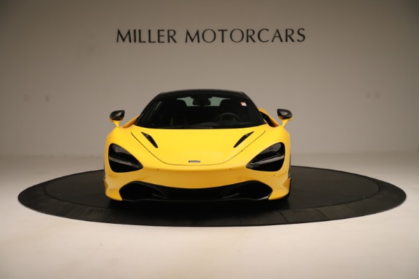 New 2020 McLaren 720S SPIDER Convertible for sale $385,690 at Pagani of Greenwich in Greenwich CT 06830 9