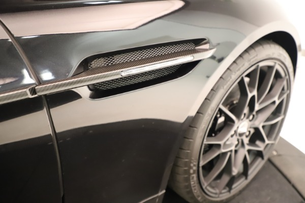New 2019 Aston Martin Rapide V12 AMR for sale Sold at Pagani of Greenwich in Greenwich CT 06830 27