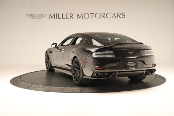 New 2019 Aston Martin Rapide V12 AMR for sale Sold at Pagani of Greenwich in Greenwich CT 06830 4