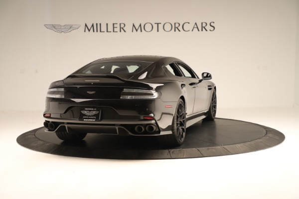 New 2019 Aston Martin Rapide V12 AMR for sale Sold at Pagani of Greenwich in Greenwich CT 06830 6