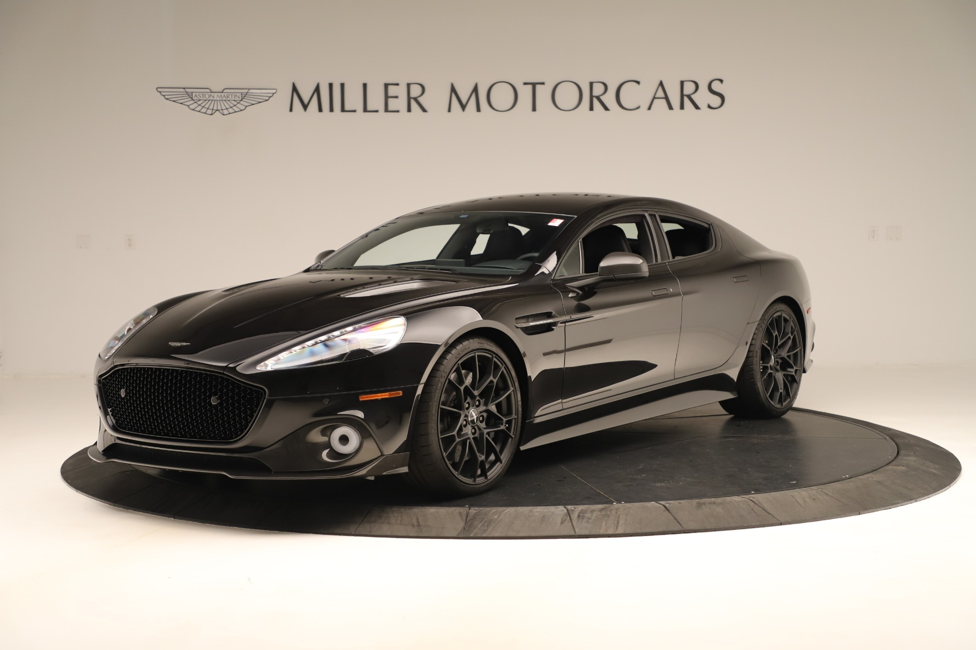 New 2019 Aston Martin Rapide V12 AMR for sale Sold at Pagani of Greenwich in Greenwich CT 06830 1