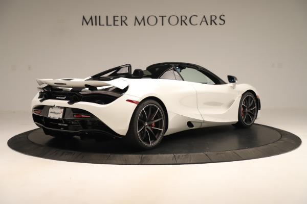 New 2020 McLaren 720S SPIDER Convertible for sale $389,940 at Pagani of Greenwich in Greenwich CT 06830 14