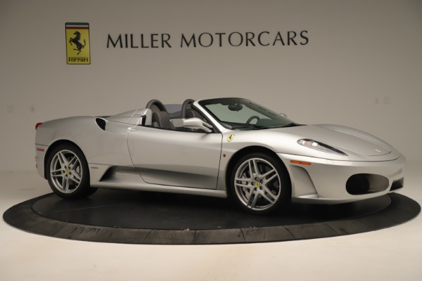 Used 2008 Ferrari F430 Spider for sale $125,900 at Pagani of Greenwich in Greenwich CT 06830 10
