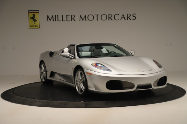 Used 2008 Ferrari F430 Spider for sale $125,900 at Pagani of Greenwich in Greenwich CT 06830 11