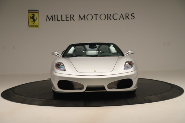 Used 2008 Ferrari F430 Spider for sale $125,900 at Pagani of Greenwich in Greenwich CT 06830 12