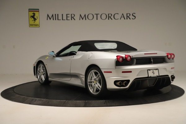 Used 2008 Ferrari F430 Spider for sale $125,900 at Pagani of Greenwich in Greenwich CT 06830 13
