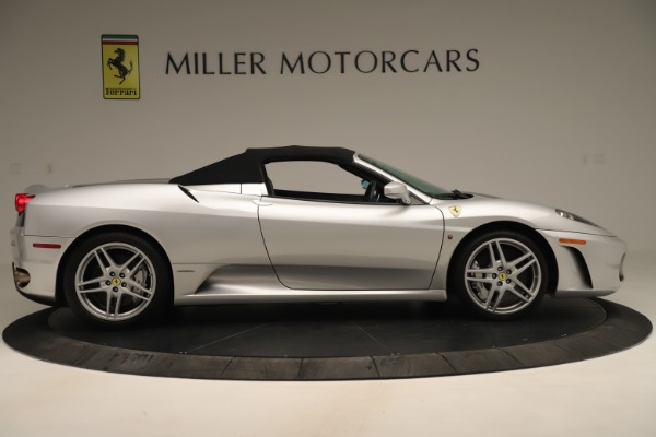 Used 2008 Ferrari F430 Spider for sale Sold at Pagani of Greenwich in Greenwich CT 06830 15