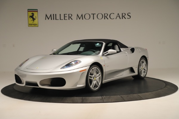 Used 2008 Ferrari F430 Spider for sale $125,900 at Pagani of Greenwich in Greenwich CT 06830 17