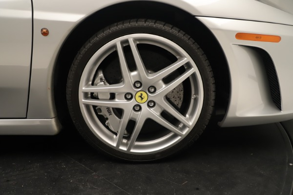 Used 2008 Ferrari F430 Spider for sale Sold at Pagani of Greenwich in Greenwich CT 06830 19