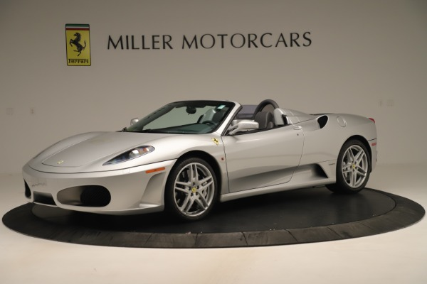 Used 2008 Ferrari F430 Spider for sale $125,900 at Pagani of Greenwich in Greenwich CT 06830 2