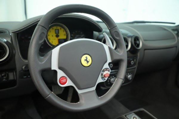 Used 2008 Ferrari F430 Spider for sale Sold at Pagani of Greenwich in Greenwich CT 06830 28