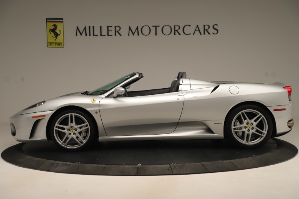 Used 2008 Ferrari F430 Spider for sale $125,900 at Pagani of Greenwich in Greenwich CT 06830 3