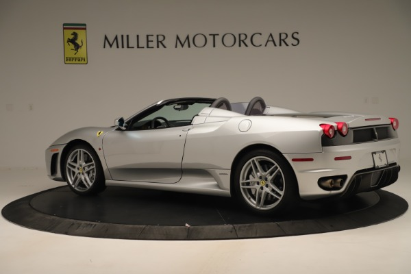 Used 2008 Ferrari F430 Spider for sale $125,900 at Pagani of Greenwich in Greenwich CT 06830 4