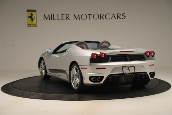 Used 2008 Ferrari F430 Spider for sale $125,900 at Pagani of Greenwich in Greenwich CT 06830 5