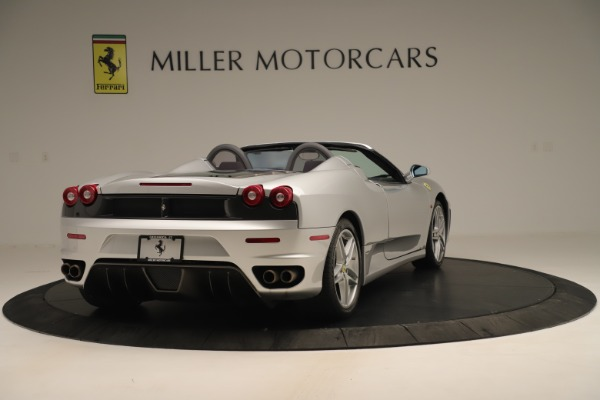 Used 2008 Ferrari F430 Spider for sale $125,900 at Pagani of Greenwich in Greenwich CT 06830 7