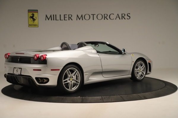 Used 2008 Ferrari F430 Spider for sale $125,900 at Pagani of Greenwich in Greenwich CT 06830 8