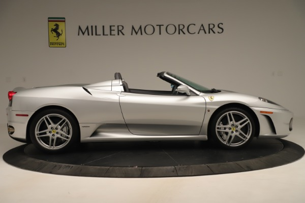 Used 2008 Ferrari F430 Spider for sale $125,900 at Pagani of Greenwich in Greenwich CT 06830 9