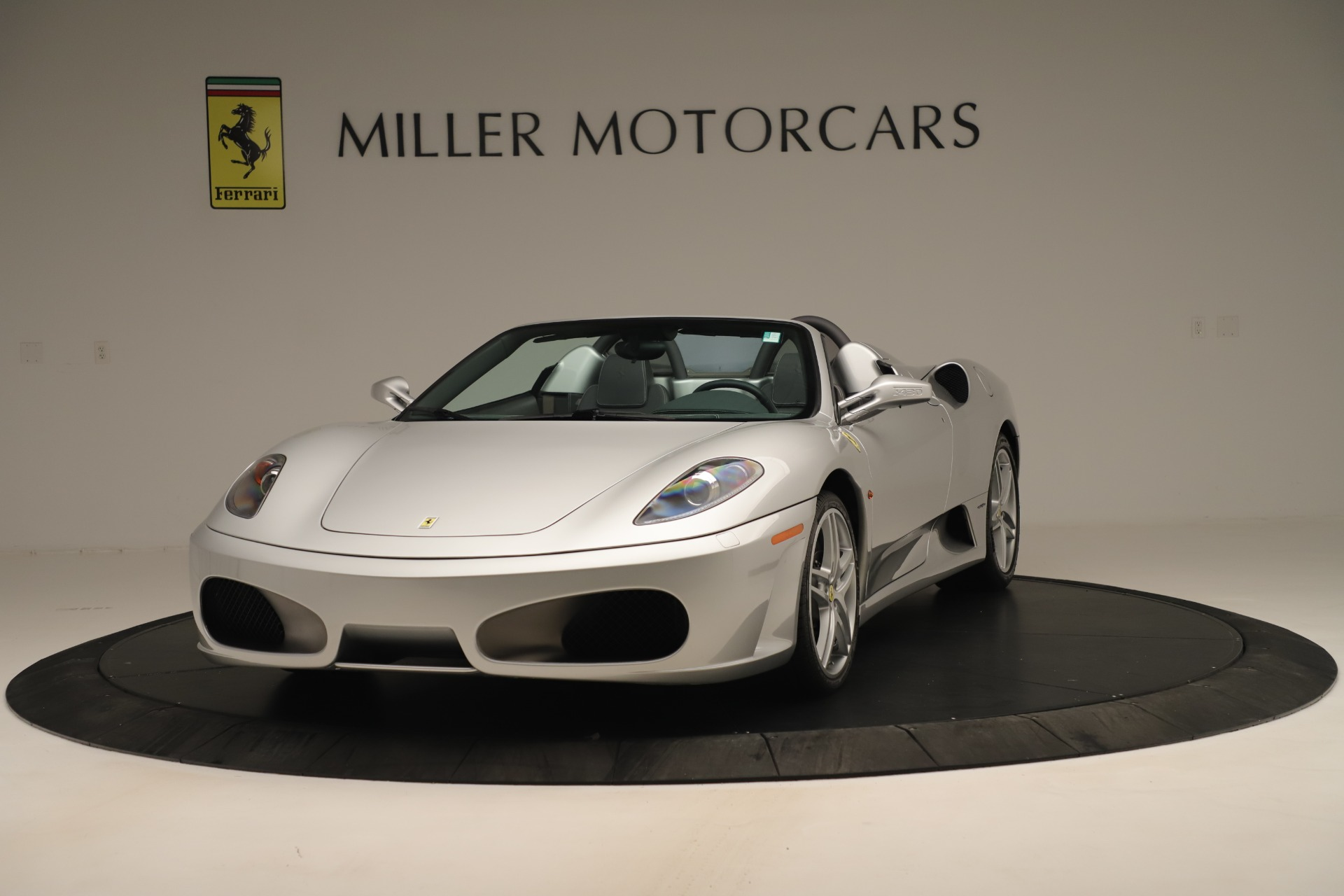 Used 2008 Ferrari F430 Spider for sale $125,900 at Pagani of Greenwich in Greenwich CT 06830 1
