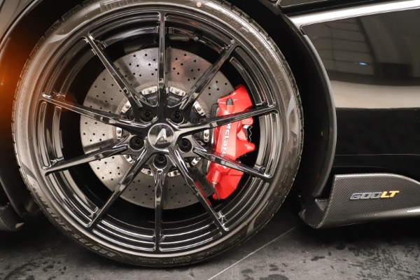 Used 2019 McLaren 600LT Luxury for sale Call for price at Pagani of Greenwich in Greenwich CT 06830 15