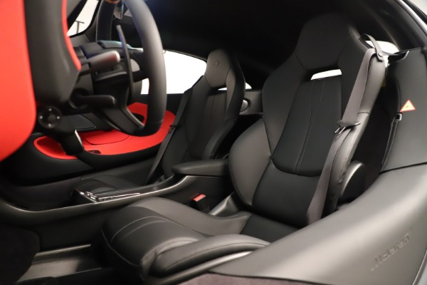 Used 2019 McLaren 600LT Luxury for sale Call for price at Pagani of Greenwich in Greenwich CT 06830 22