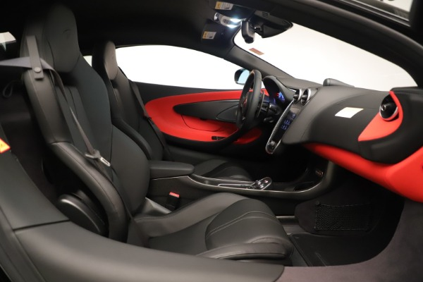 Used 2019 McLaren 600LT Luxury for sale Call for price at Pagani of Greenwich in Greenwich CT 06830 24