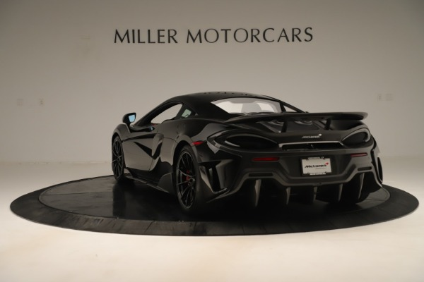 Used 2019 McLaren 600LT Luxury for sale Call for price at Pagani of Greenwich in Greenwich CT 06830 4