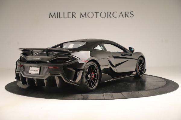 Used 2019 McLaren 600LT Luxury for sale Call for price at Pagani of Greenwich in Greenwich CT 06830 6
