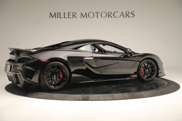 Used 2019 McLaren 600LT Luxury for sale Call for price at Pagani of Greenwich in Greenwich CT 06830 7