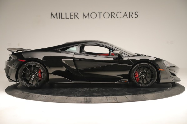 Used 2019 McLaren 600LT Luxury for sale Call for price at Pagani of Greenwich in Greenwich CT 06830 8