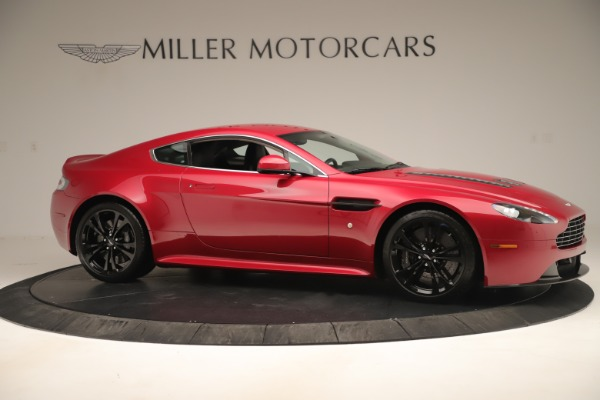 Used 2011 Aston Martin V12 Vantage Coupe for sale Sold at Pagani of Greenwich in Greenwich CT 06830 12