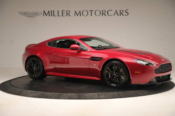 Used 2011 Aston Martin V12 Vantage Coupe for sale Sold at Pagani of Greenwich in Greenwich CT 06830 13