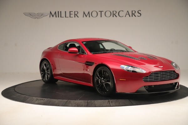 Used 2011 Aston Martin V12 Vantage Coupe for sale Sold at Pagani of Greenwich in Greenwich CT 06830 14