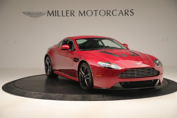 Used 2011 Aston Martin V12 Vantage Coupe for sale Sold at Pagani of Greenwich in Greenwich CT 06830 15