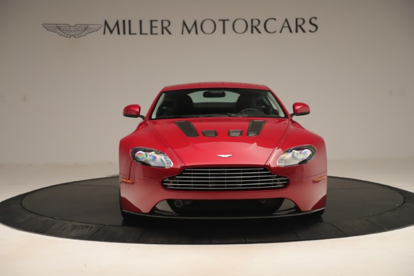 Used 2011 Aston Martin V12 Vantage Coupe for sale Sold at Pagani of Greenwich in Greenwich CT 06830 16
