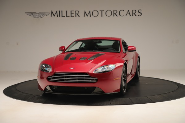 Used 2011 Aston Martin V12 Vantage Coupe for sale Sold at Pagani of Greenwich in Greenwich CT 06830 2