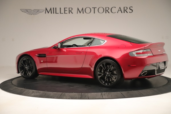 Used 2011 Aston Martin V12 Vantage Coupe for sale Sold at Pagani of Greenwich in Greenwich CT 06830 5