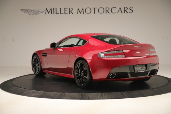 Used 2011 Aston Martin V12 Vantage Coupe for sale Sold at Pagani of Greenwich in Greenwich CT 06830 6
