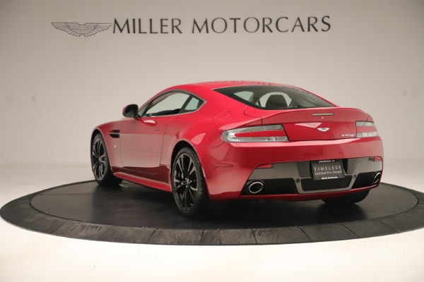 Used 2011 Aston Martin V12 Vantage Coupe for sale Sold at Pagani of Greenwich in Greenwich CT 06830 7