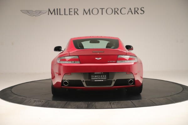 Used 2011 Aston Martin V12 Vantage Coupe for sale Sold at Pagani of Greenwich in Greenwich CT 06830 8
