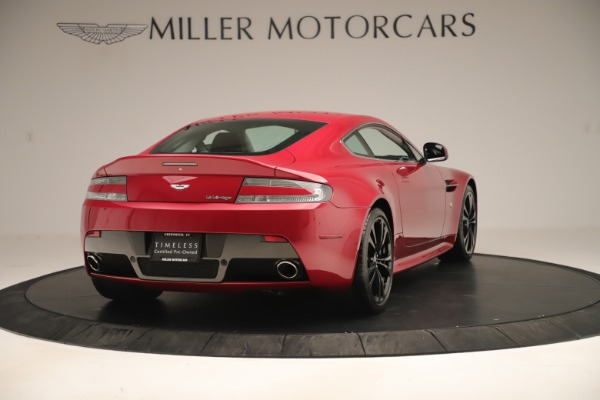 Used 2011 Aston Martin V12 Vantage Coupe for sale Sold at Pagani of Greenwich in Greenwich CT 06830 9
