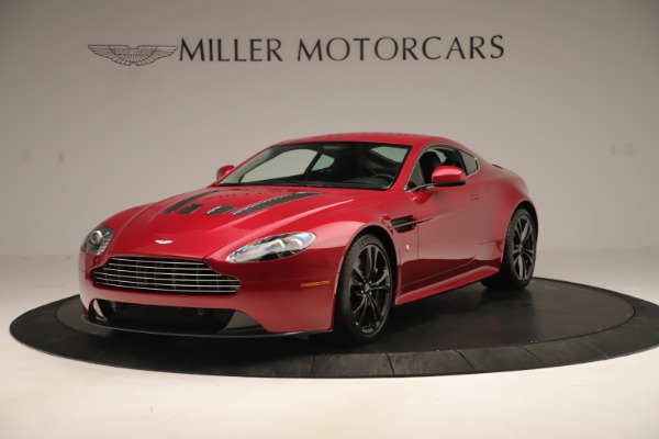 Used 2011 Aston Martin V12 Vantage Coupe for sale Sold at Pagani of Greenwich in Greenwich CT 06830 1
