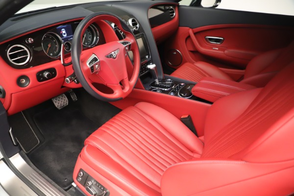 Used 2016 Bentley Continental GT V8 S for sale Sold at Pagani of Greenwich in Greenwich CT 06830 17