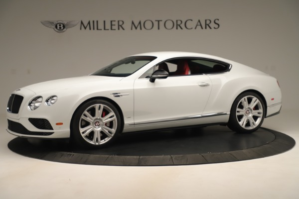 Used 2016 Bentley Continental GT V8 S for sale Sold at Pagani of Greenwich in Greenwich CT 06830 2