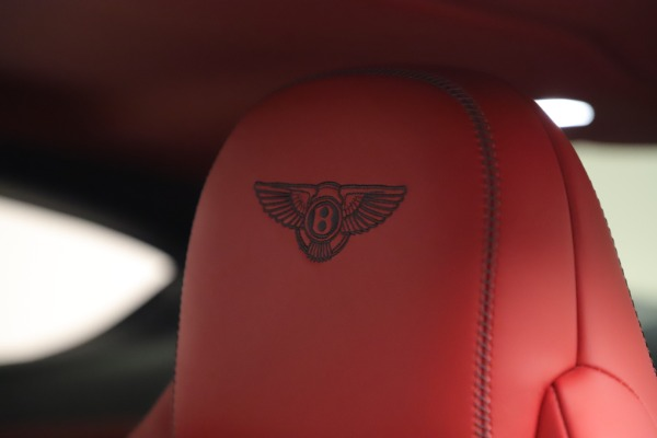 Used 2016 Bentley Continental GT V8 S for sale Sold at Pagani of Greenwich in Greenwich CT 06830 20